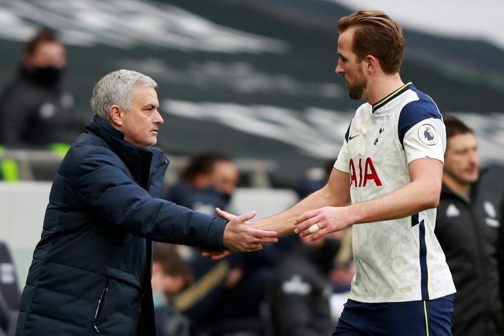 Harry Kane has been linked with a possible move away from Tottenham