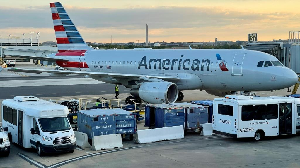 American Airlines reported another quarterly loss but said bookings from leisure travelers are increasing as vaccines become more widespread