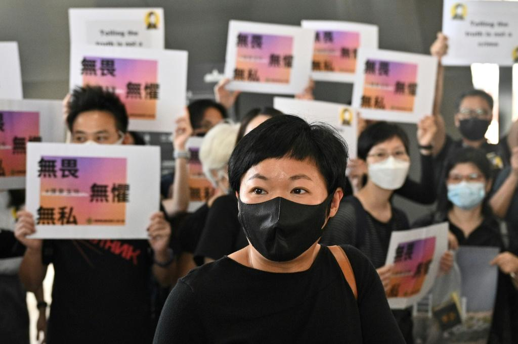 Bao Choy's case has deepened media freedom fears as Beijing has moved to stamp out dissent in Hong Kong