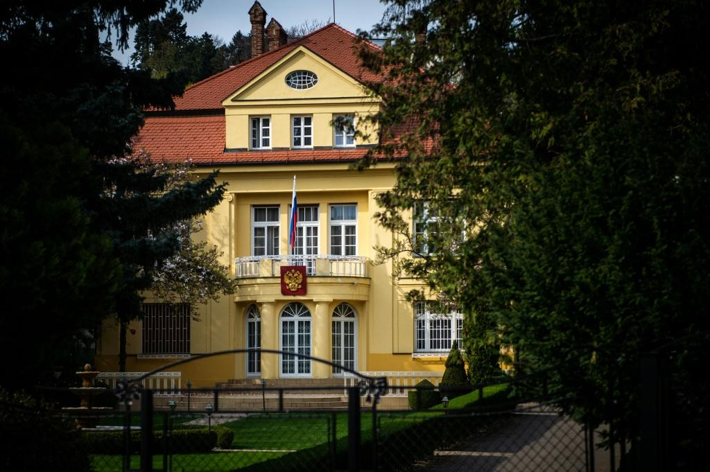Neighbouring Slovakia said it would expel three Russian diplomats in solidarity