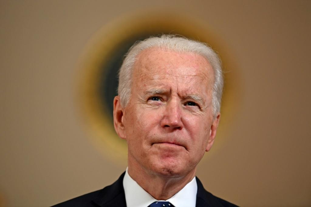 US President Joe Biden is dramatically raising ambitions on climate
