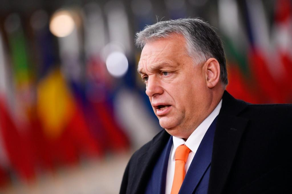 Viktor Orban's flagship policies include anti-migration and anti-LGBT legislation that has been slammed by rights groups