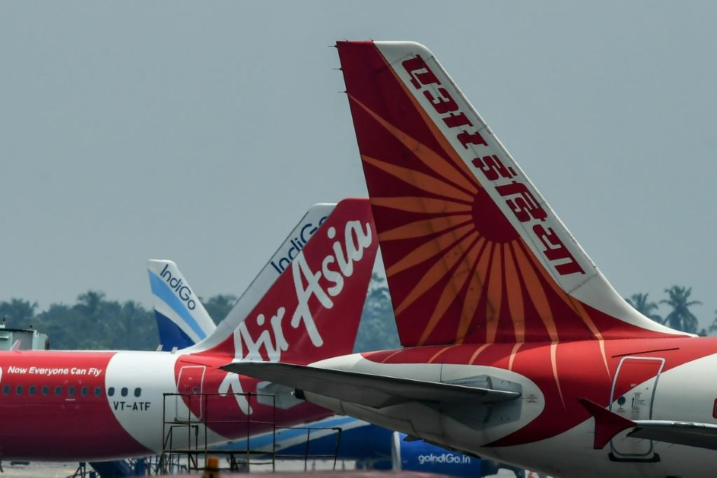 Indians are snapping up seats on flights out of the country to escape a worsening Covid outbreak