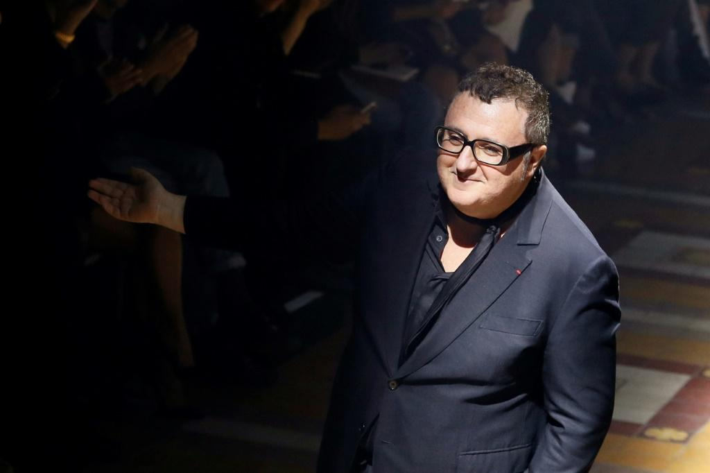 Elbaz helped Lanvin recover its lost glamour