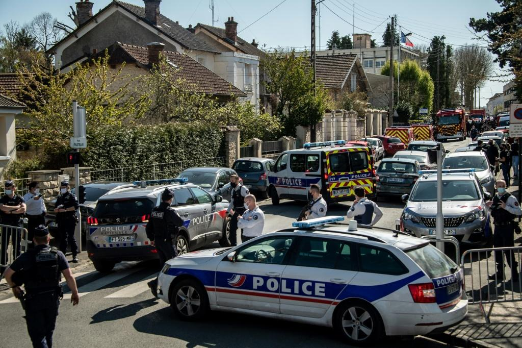 The killing of a police employee in Rambouillet, outside Paris, was the 17th terror attack in France since 2014.