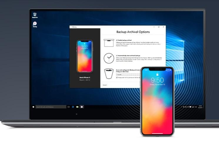 iMazing lets you back up all your important files