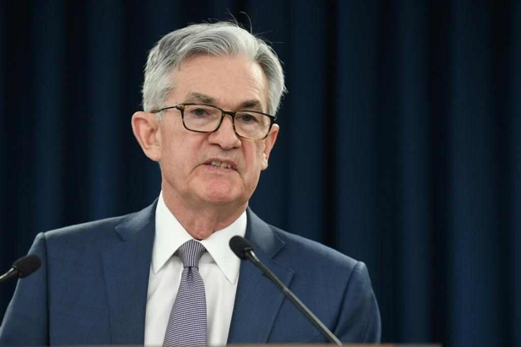 US Federal Reserve Chair Jerome Powell dismissed critics of the central bank's inflation stance, saying recent price increases are driven by temporary factors
