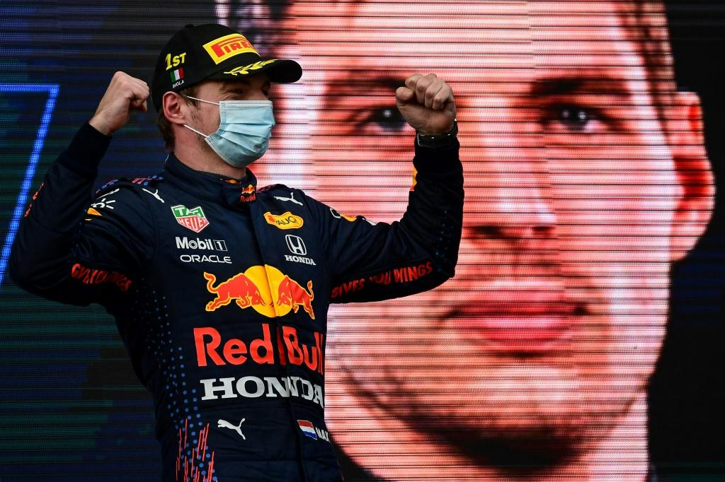 Verstappen's Imola win confirmed Red Bull as serious title challengers