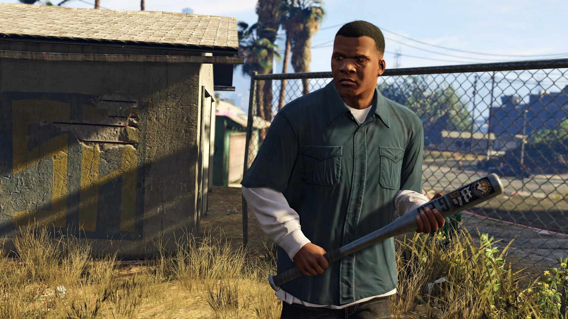 Franklin - Grand Theft Auto V