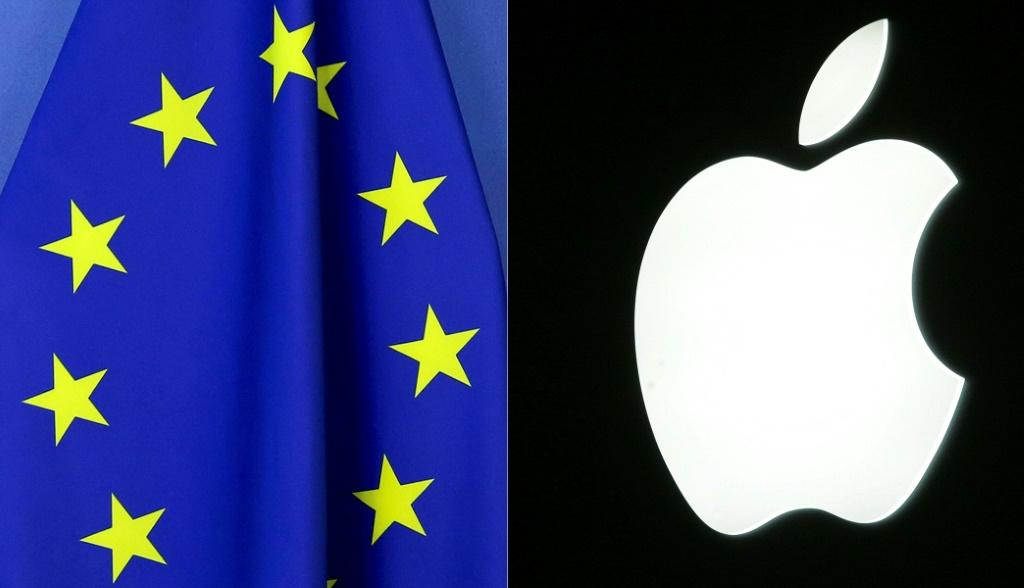 The European Union has formally accused Apple of using the App Store to unfairly squeeze out music-streaming rivals in one of the biggest-ever competition cases to hit the iPhone maker