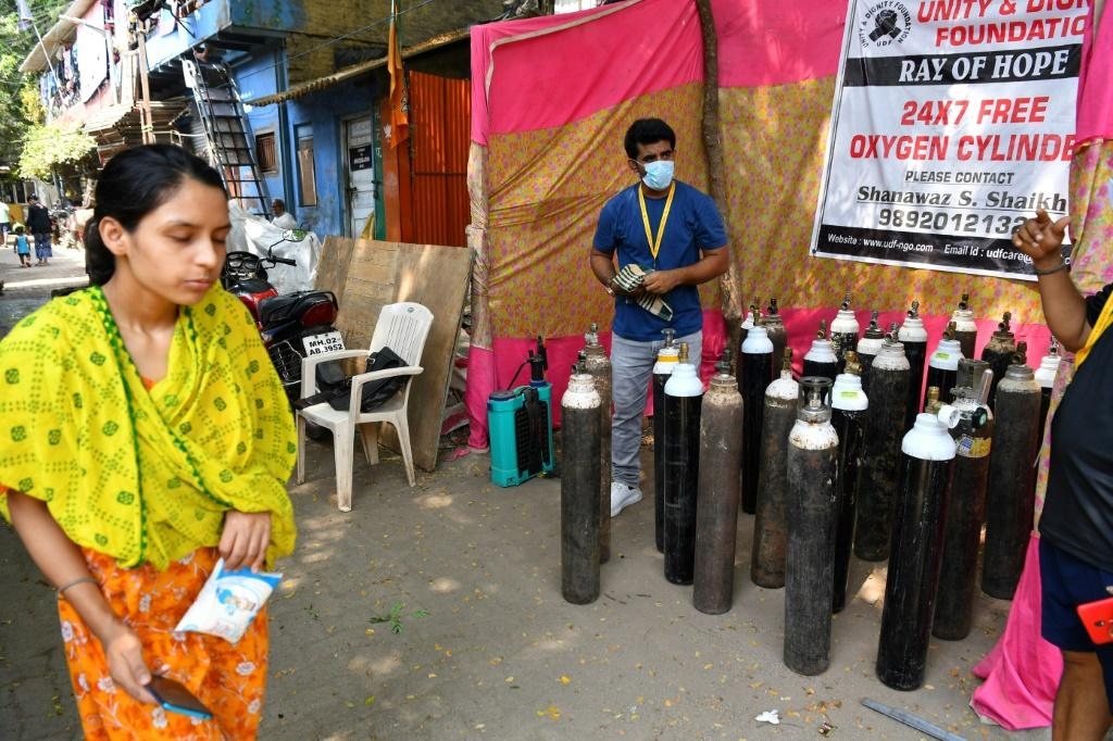 As India's pandemic has grown ever more dystopian many have volunteered in droves to help people source critical supplies such as oxygen