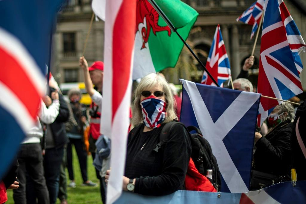"""Fifty-five percent of Scots voted """"no"""" to independence in 2014"""