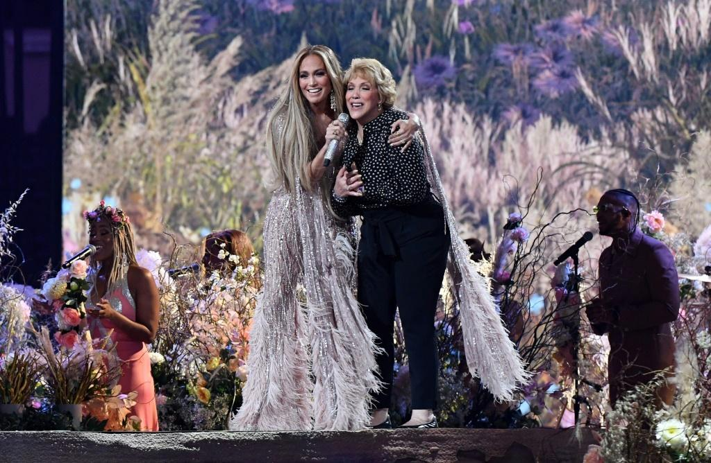 Pop royalty, including Jennifer Lopez, joined a star-studded concert in Los Angeles Sunday to urge faster and more even global vaccinations