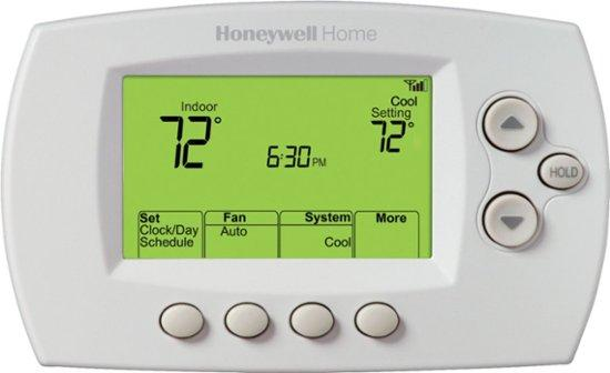 smart thermostat Honeywell Home 7-Day Programmable Thermostat