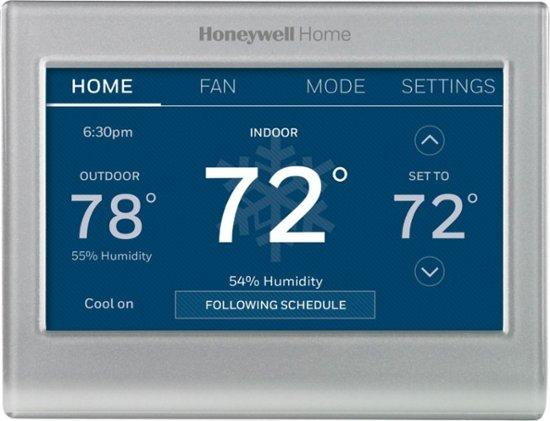 smart thermostat Honeywell Home Smart Color Thermostat