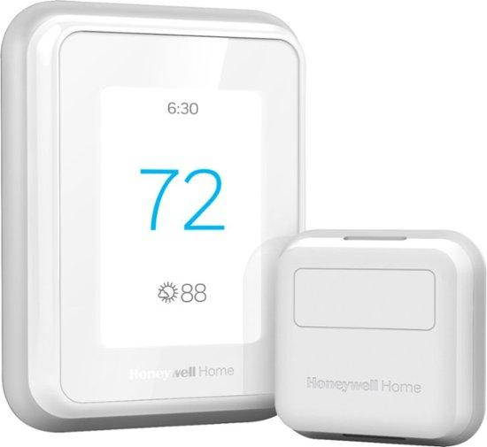 smart thermostat Honeywell Home T9 smart touchscreen thermostat