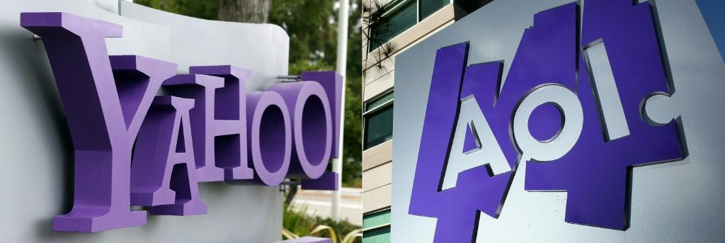 Yahoo and AOL, two storied names of the early internet age, are being sold to a private equity firm in a $5 billion deal
