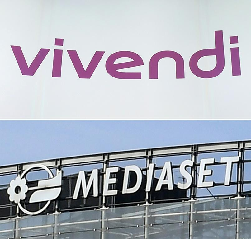 A bitter battle broke out between Mediaset, which is controlled by the family of Italy's flamboyant former prime minister Silvio Berlusconi, and Vivendi, whose billionaire chief is France's top corporate raider Vincent Bollore