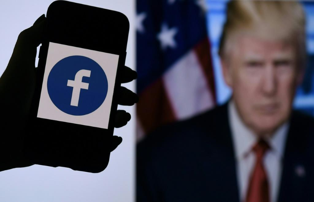 Facebook's independent oversight board is preparing to review the platform's ban on former US president Donald Trump