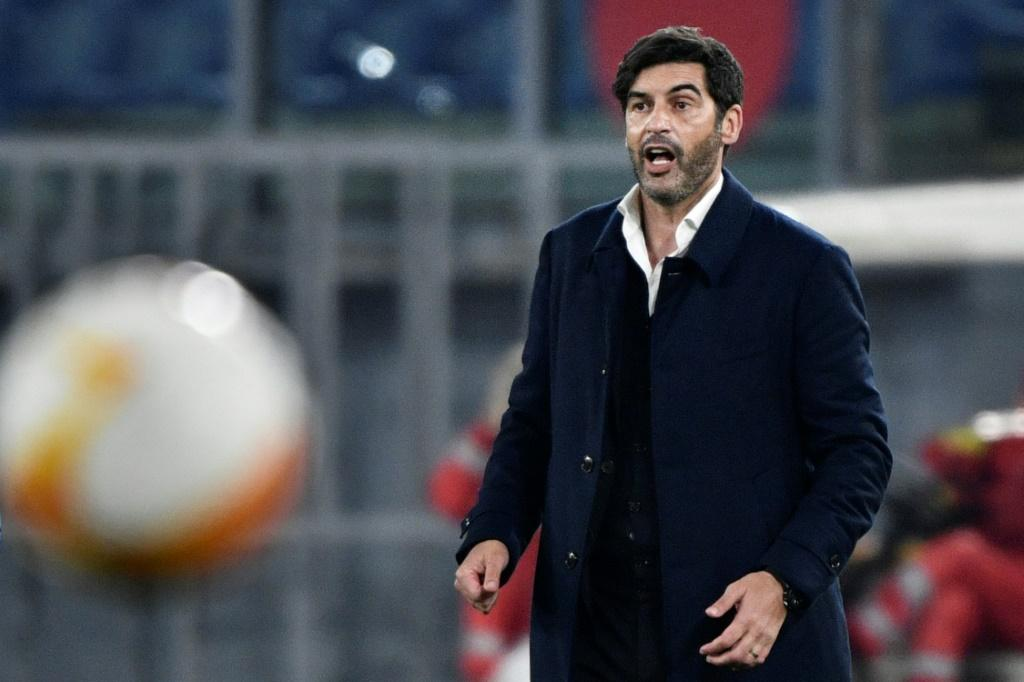 Portuguese coach Paulo Fonseca leaves Roma after two seasons.