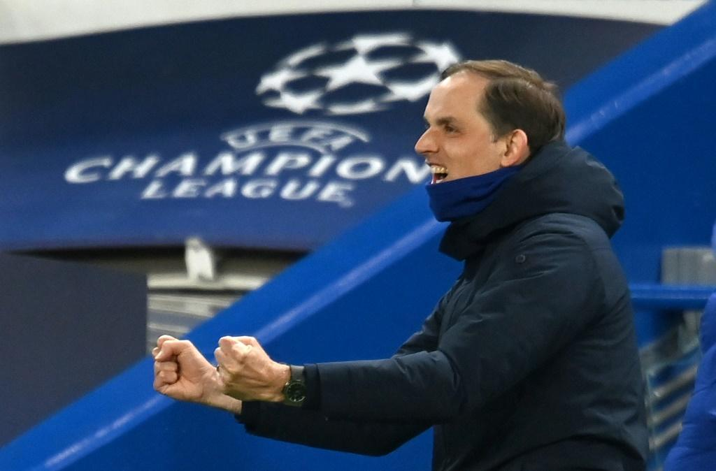 Chelsea manager Thomas Tuchel will lead a team in the Champions League final for the second consecutive season