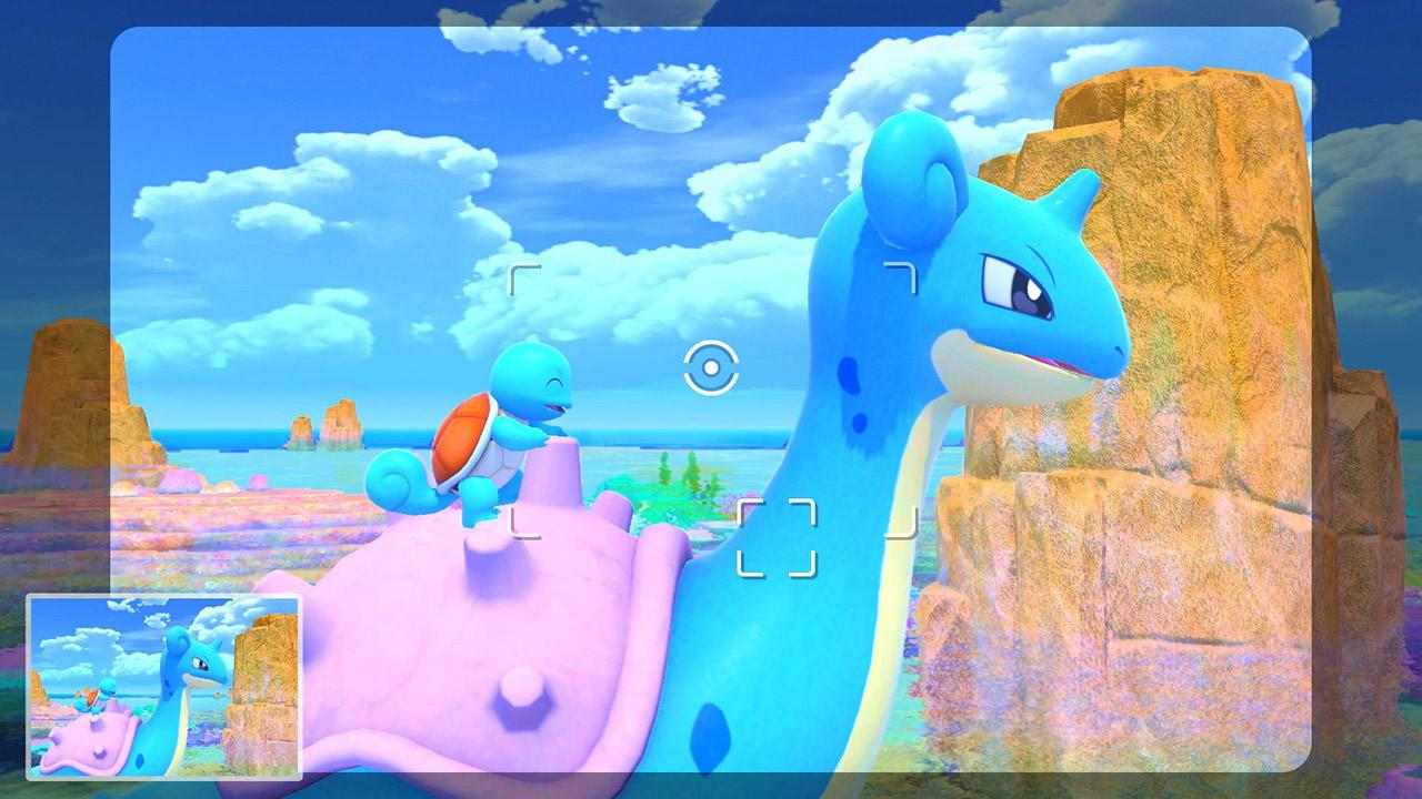 New Pokemon Snap is a first-person on-rails experience with an emphasis on photography and nature