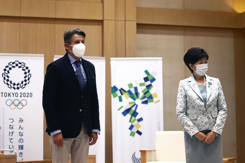 Japan's government and Games organisers insist the event will go ahead safely