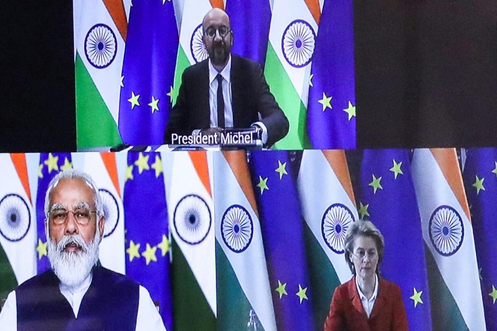 Indian PM Modi could push the EU to waive patents on Covid-19 jabs