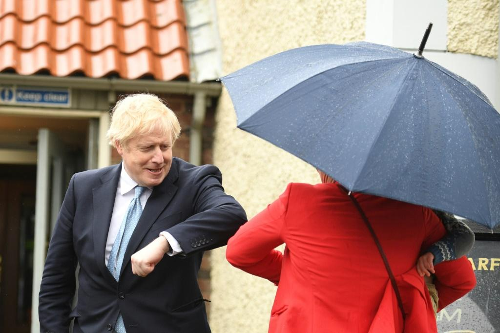 Voters rewarded Boris Johnson's Conservatives even after they presided over one of the world's worst Covid-19 death tolls