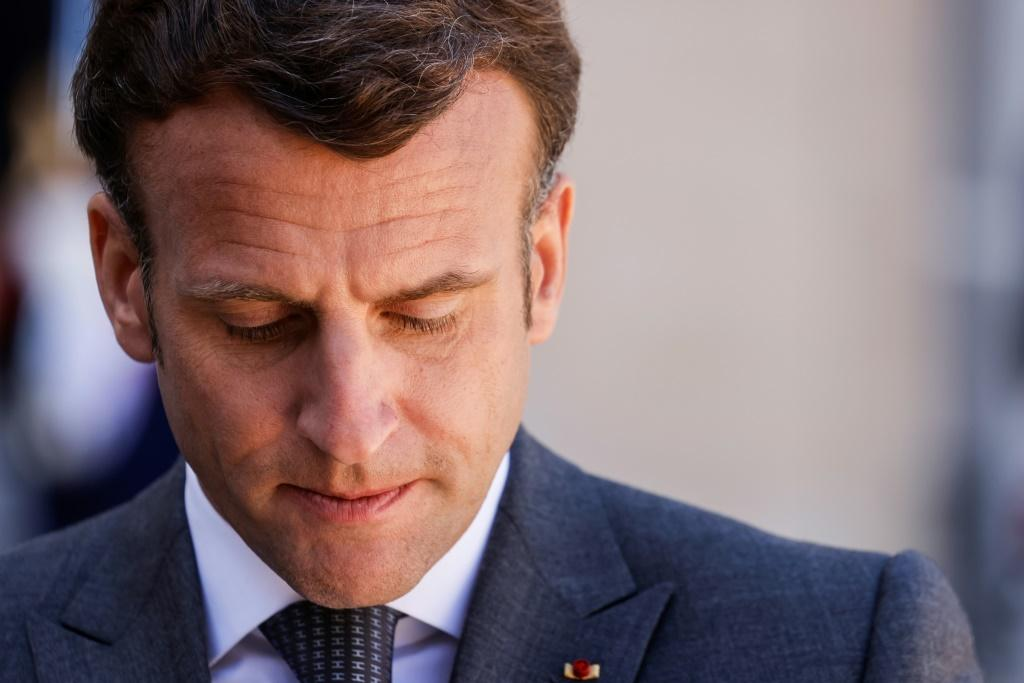 French President Emmanuel Macron is facing an election next year