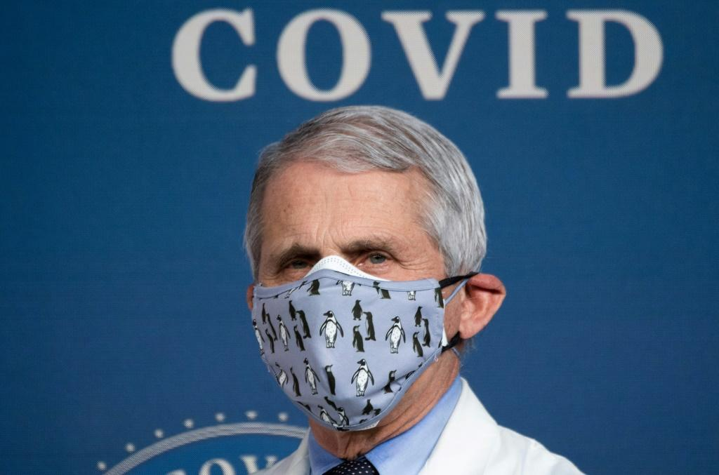 There is 'no doubt' the US has been undercounting its Covid death toll, top US pandemic advisor Anthony Fauci told NBC's Meet The Press