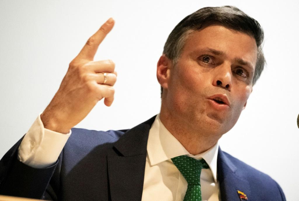 Venezuelan opposition figure Leopoldo Lopez fled to Spain in October 2020 after escaping house arrest the year before