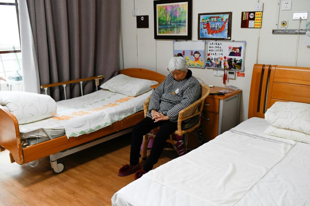 With many families now made up of one child, two adult parents, and four elderly grandparents, Chinese children are being squeezed as they try to care for relatives