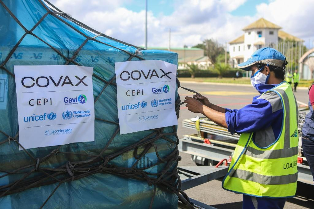 The global Covax scheme has delivered vaccines to some of the world's poorest countries