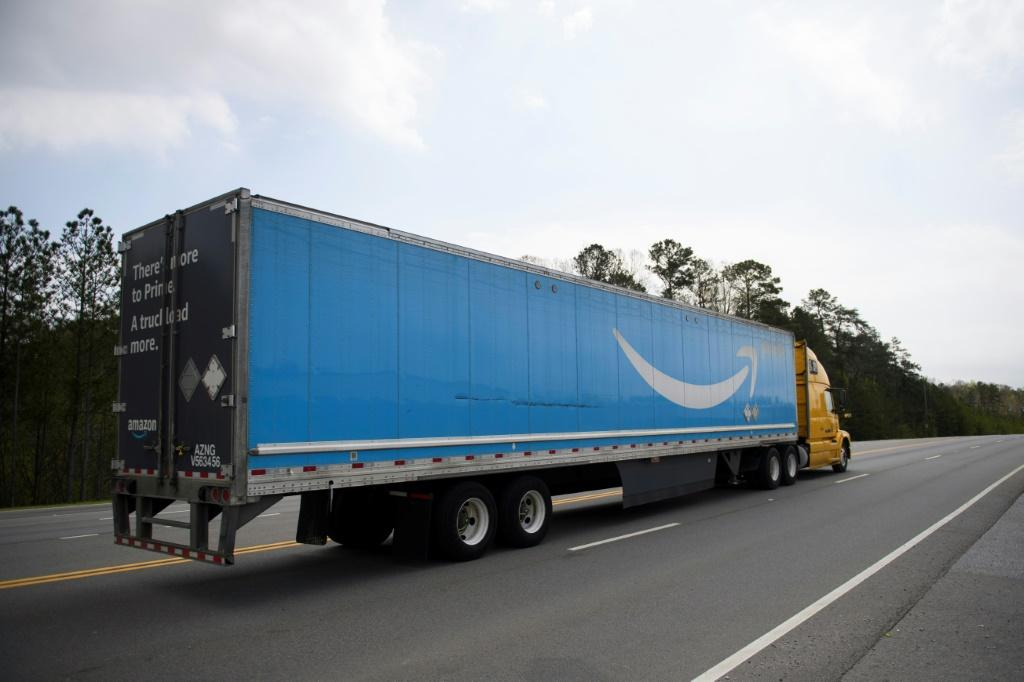 Amazon will be adding 75,000 employees to bolster its massive North American logistics operations including warehousing and delivery