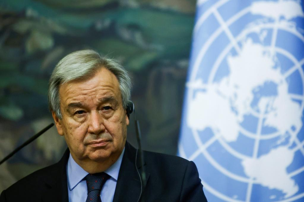 Israel and the Palestinians want UN Secretary General Antonio Guterres to condemn attacks each is enduring from the other in a new burst of violence