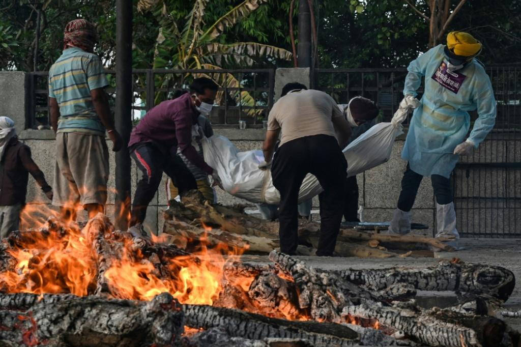 India has recorded more than 262,000 deaths so far, although experts say the actual toll is much higher