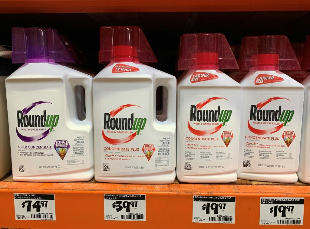 Roundup weed killer is the subject of thousands of lawsuits in the US