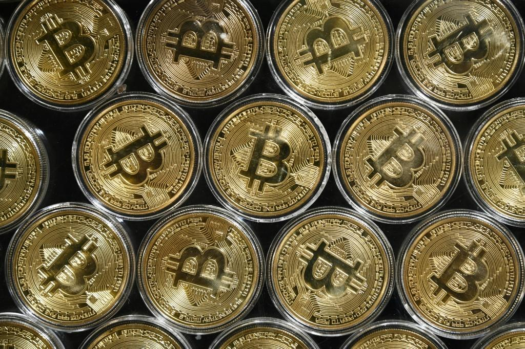 Bitcoin fell around 10 percent after the Chinese central bank said it could not be used for transactions