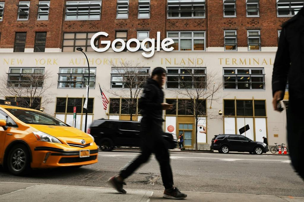 Google is opening its first physical store at its headquarters in the Chelsea neighborhood of New York, where it has thousands of employees