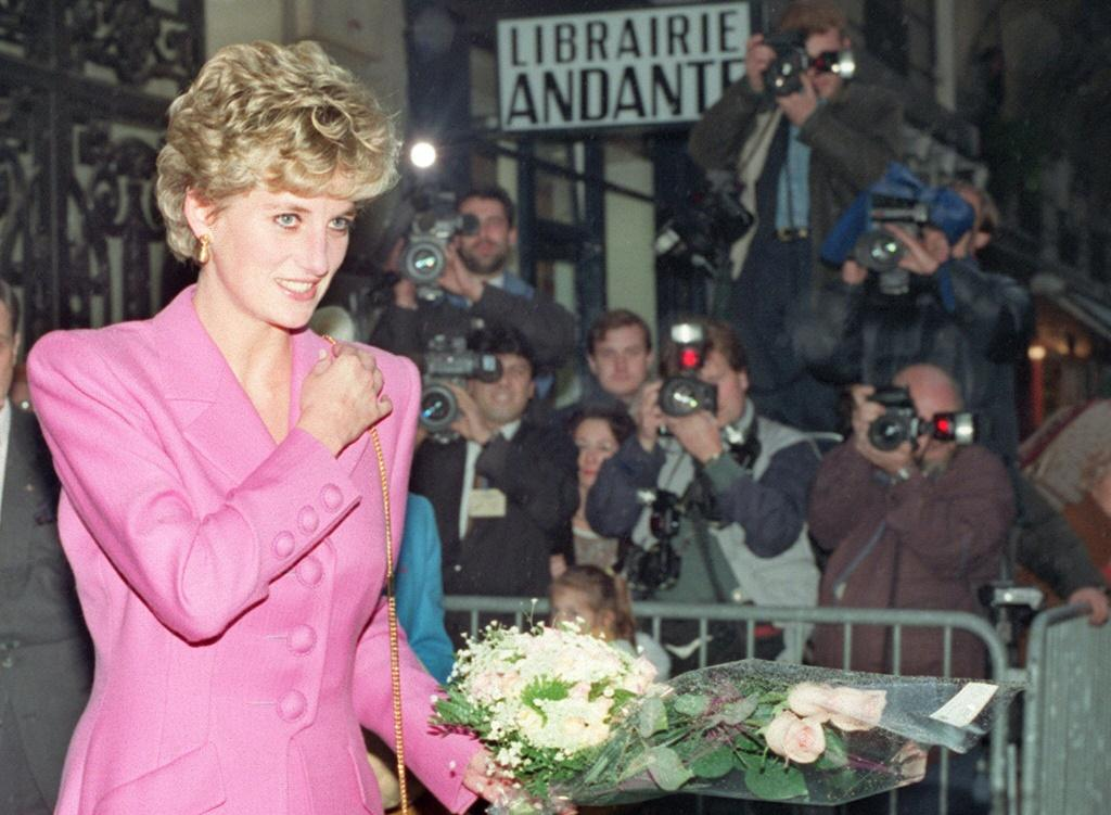 """The interview on BBC's flagship """"Panorama"""" programme in November 1995 was watched by a record 22.8 million people and lifted the lid on Diana's troubled marriage to Prince Charles"""