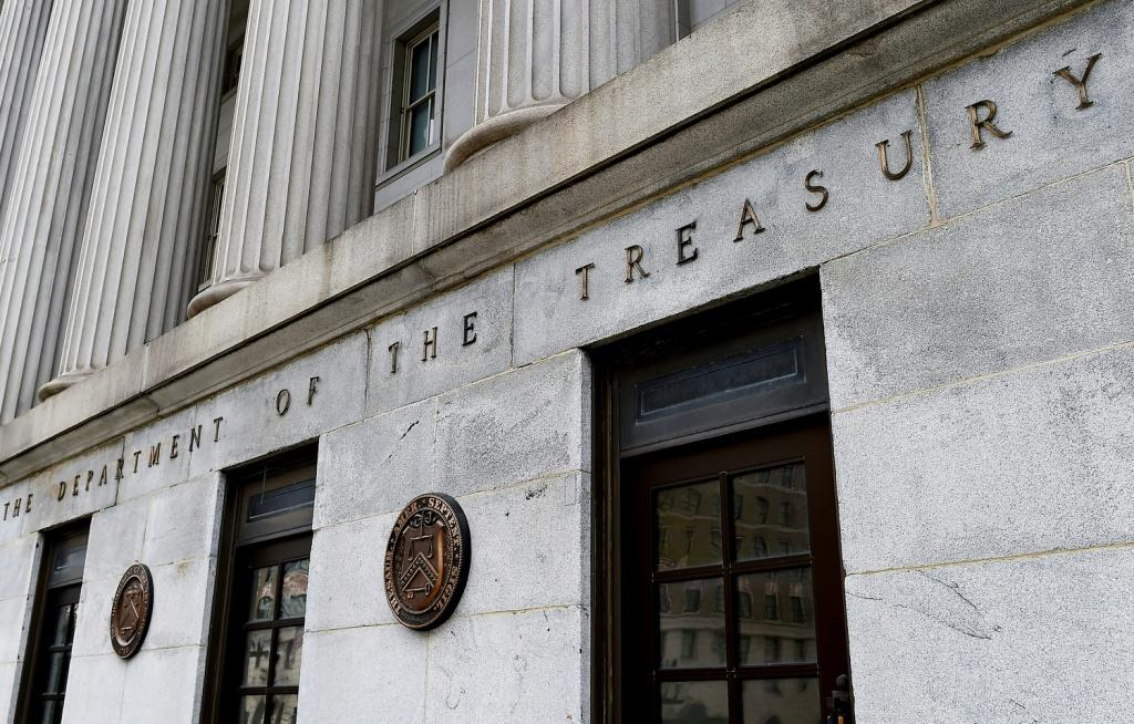The US Treasury is looking to tax some cryptocurrency transfers as part of a plan to pay for President Joe Biden's spending proposals