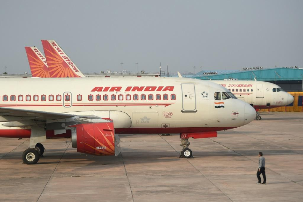Air India said names, credit card numbers and passport information was among the data stolen