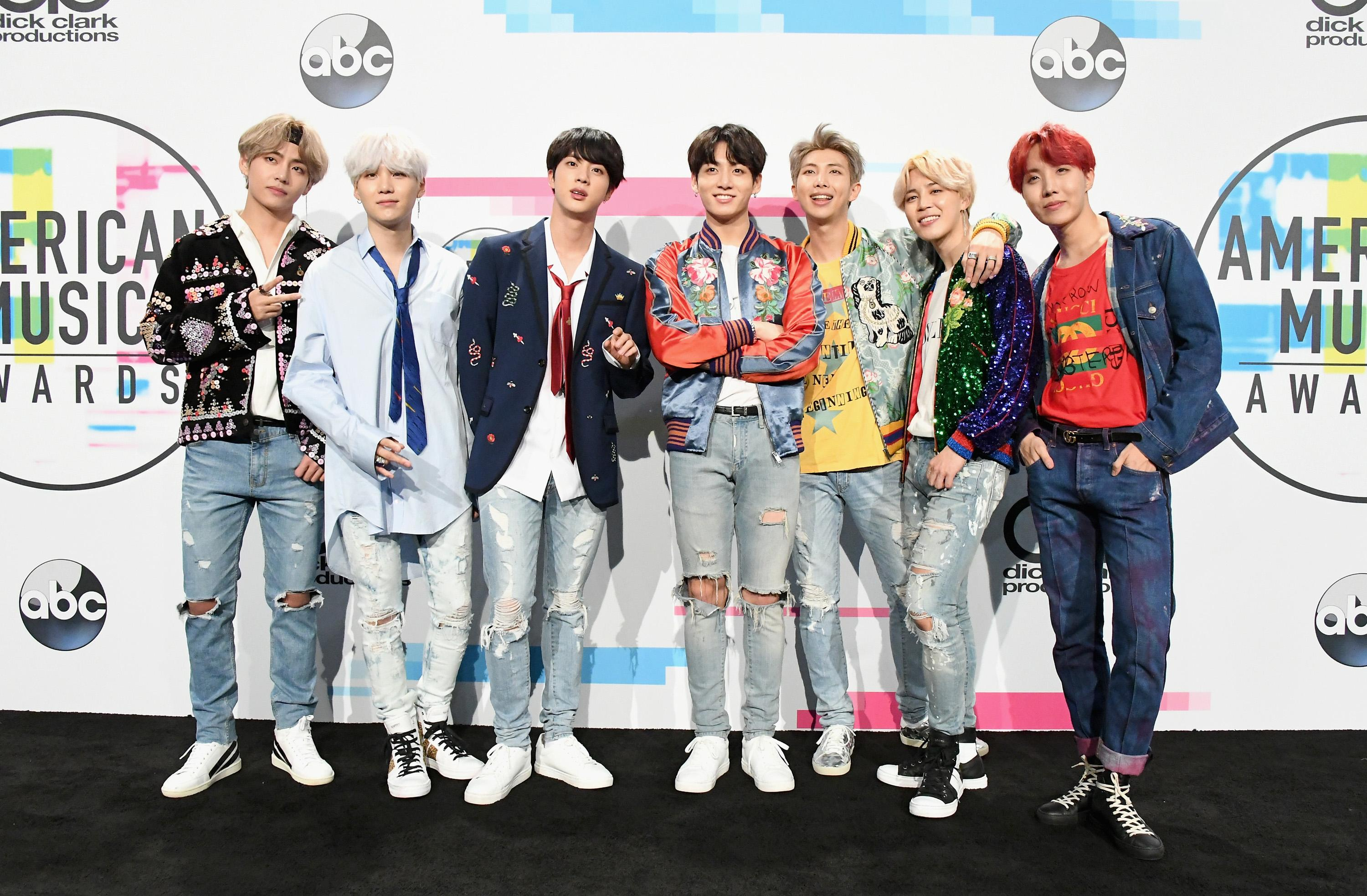 BTS Breaks Own Record With 'Butter,' Wins Big At 20 Billboard ...