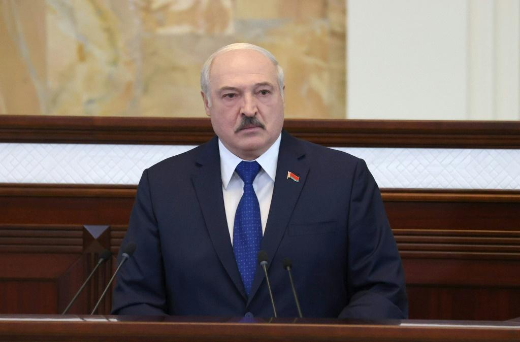 Lukashenko -- often dubbed 'Europe's last dictator' -- is facing some of the strongestinternational pressure of his 26-year rule
