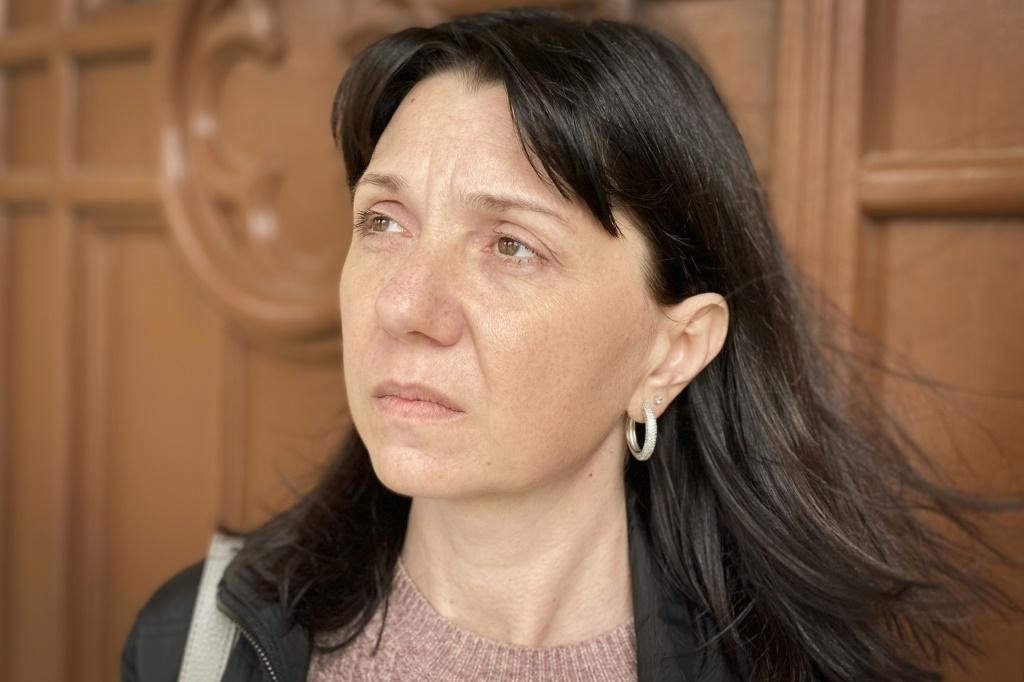 Protasevich's mother Natalia begged for the international community to save her son