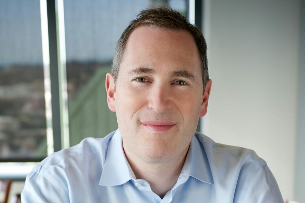 This undated handout image courtesy of Amazon shows Andy Jassy, CEO of Amazon Web Services, who will become CEO of the US tech giant on July 5