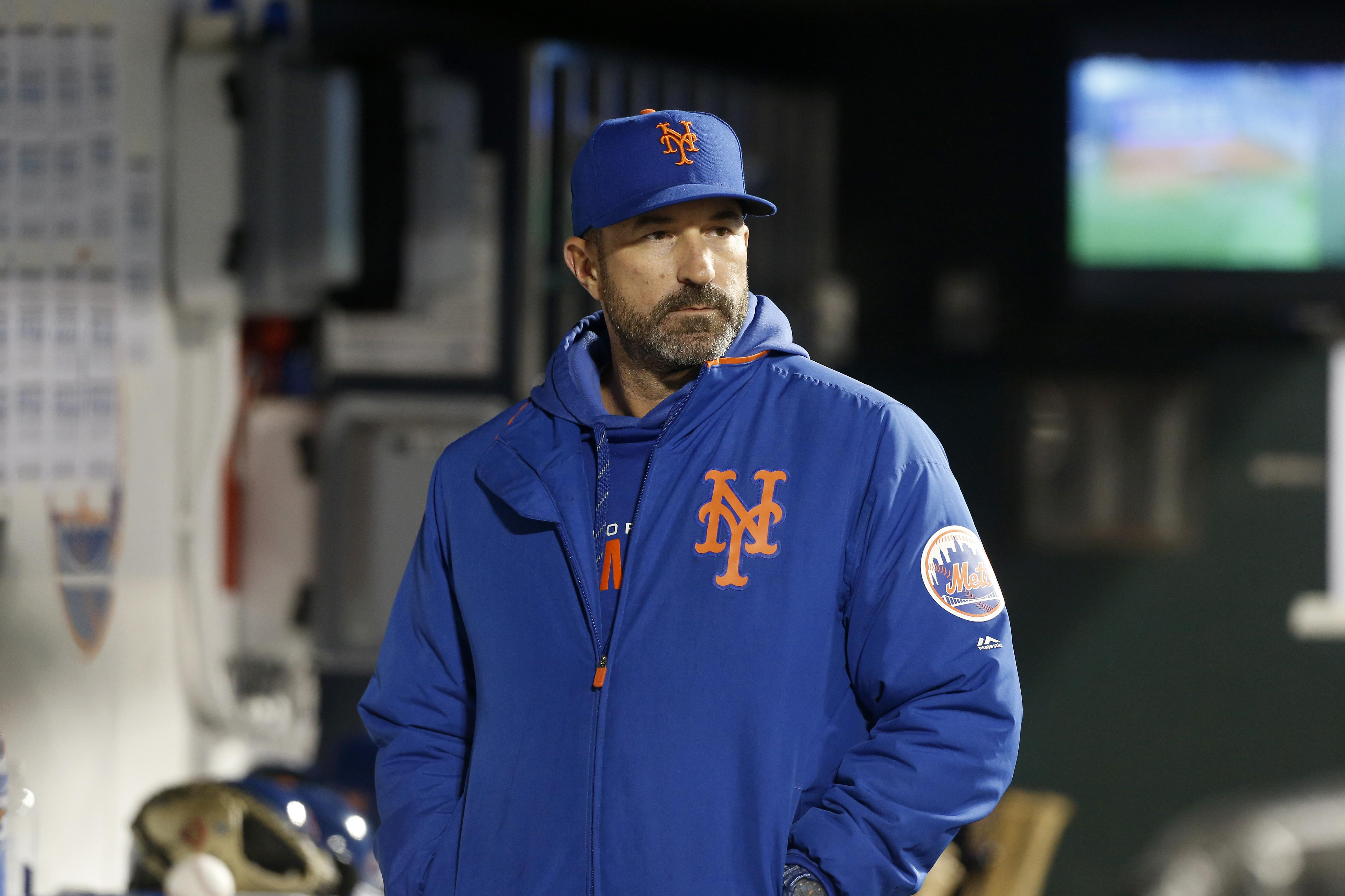 Manager Mickey Callaway