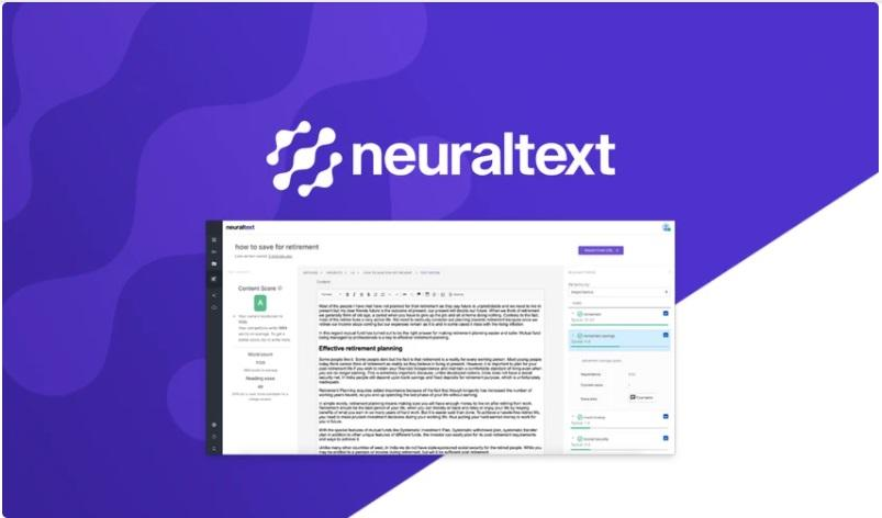 NeuralText extracts valuable insights from your organic competitors