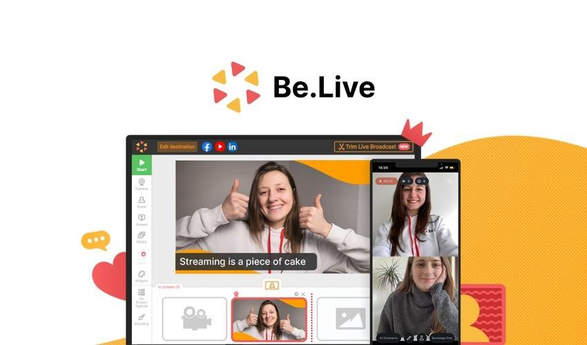 Appsumo's special offer for Be.Live
